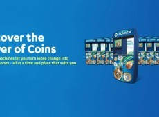 Who still uses coin counting machines?