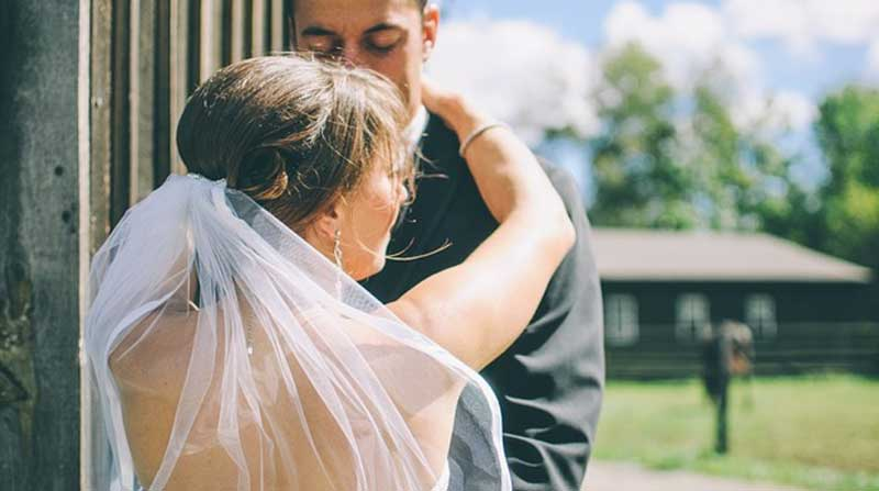 Never tell a venue that you're hiring it for a wedding