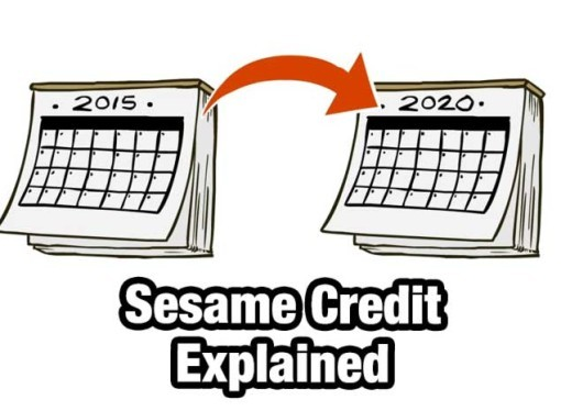 Sesame Credit: Explained! China's new Gamification of your life!
