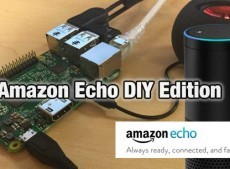 Make your own Amazon Echo with a Raspberry Pi