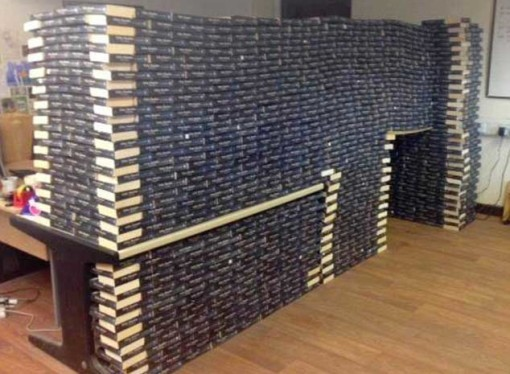 "Oxfam inundated with used Fifty Shades of Grey Books – Pleading with the public for ""no more"""