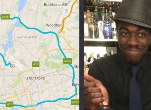 £15 Uber journey costs £112.17 – How to get a refund (ideal for drunken trips)