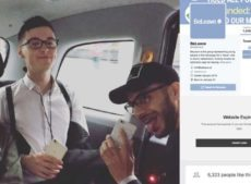 23-year-old given £675,315 by the Leave Campaign