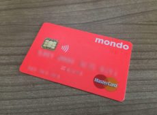 What is the Mondo (now Monzo) card and why is it awesome?
