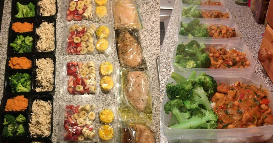 Meal Prep Sundays Explained